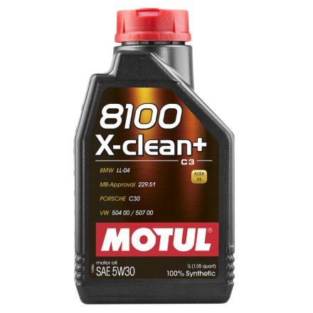 MOTUL 8100 X-clean + 5W-30 1l
