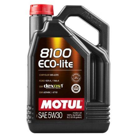 MOTUL 8100 Eco-lite 5W-30 4l