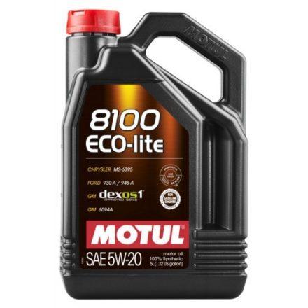 MOTUL 8100 Eco-lite  5W-20 5l