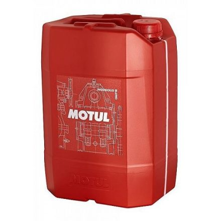 MOTUL 8100 X-clean gen2 5W-40 20l