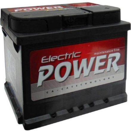 Electric Power 12V 45Ah B+ SMF (zárt karbantartás mentes akkumulátor)