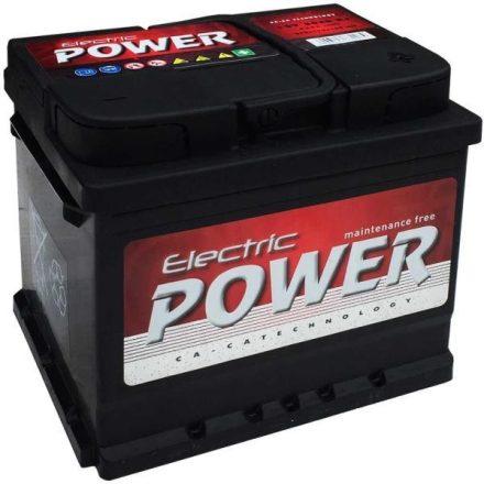 Electric Power 12V 50Ah J+ SMF (zárt karbantartás mentes akkumulátor)