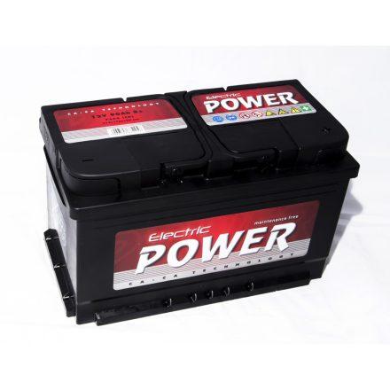 Electric Power 12V 90Ah J+ SMF (zárt karbantartás mentes akkumulátor)