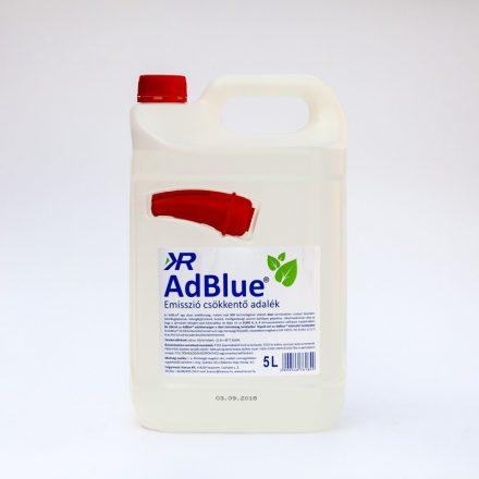 Ad-Blue emissziócsökkentő adalék 5 L kiöntőcsőrrel