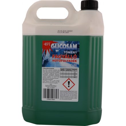 Glicosam Tömény -65 (1:1 -20°C) 5l