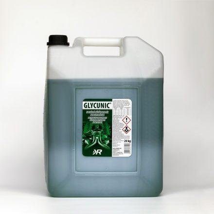 Glycunic Fagyálló Hűtőfolyadék Koncentrátum G11 szabv. Zöld 220Kg