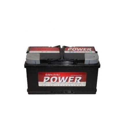 Electric Power 12V 110Ah J+ SMF (zárt karbantartás mentes akkumulátor)