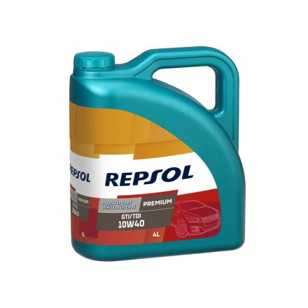 REPSOL Premium GTI/TDI 10W40 4L
