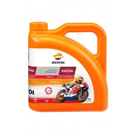REPSOL Moto Racing 4T 10W40 4L