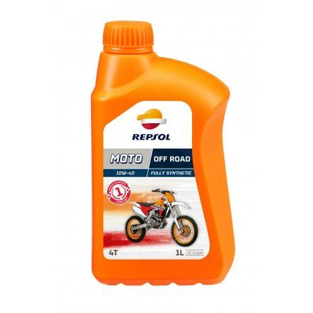 REPSOL Moto Off Road 4T 10W40 1L