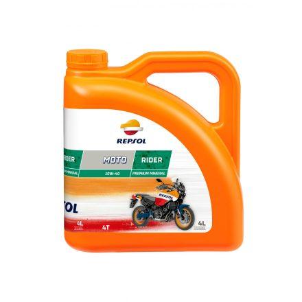 REPSOL Moto Rider 4T 10W40 4L
