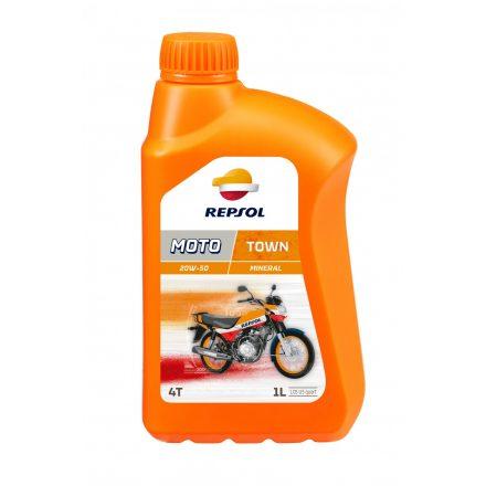 REPSOL Moto Town 4T 20W50 1L