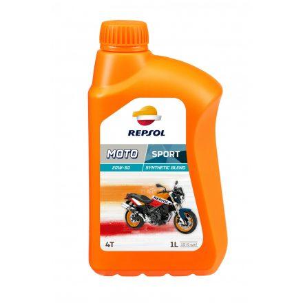 REPSOL Moto Sport 4T 20W50 1L