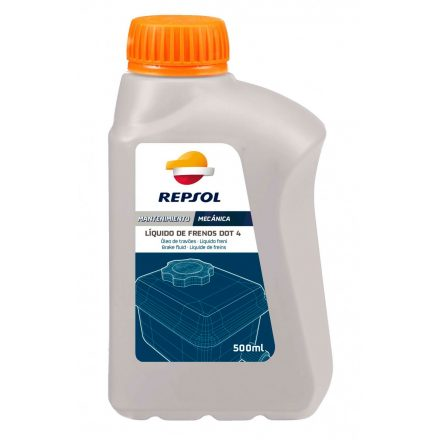 REPSOL Liquido Frenos DOT 4 500ML