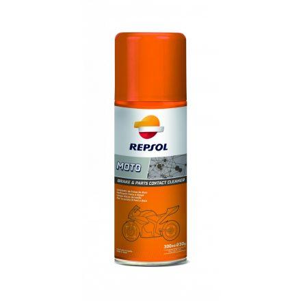 REPSOL Moto Brake&Parts Contact Cleaner 300ML