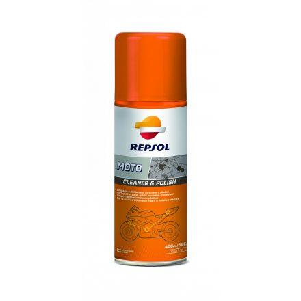 REPSOL Moto Cleaner & Polish Spray 400 ML