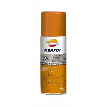 REPSOL Moto Degreaser & Engine Cleaner Spray 400 ML