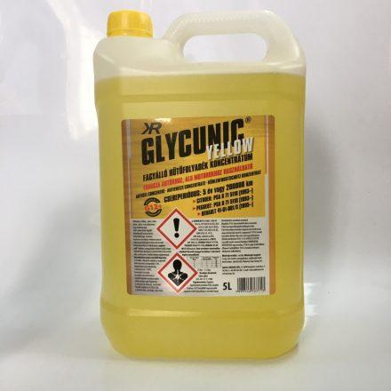 Glycunic Yellow Fagyálló Hűtőfolyadék koncentrátum G12+ szabv. 5 L (sárga)
